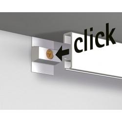 Plastová příchytka pro lišty Click Rail